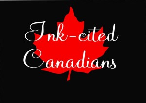 Ink-cited Canadians Logo